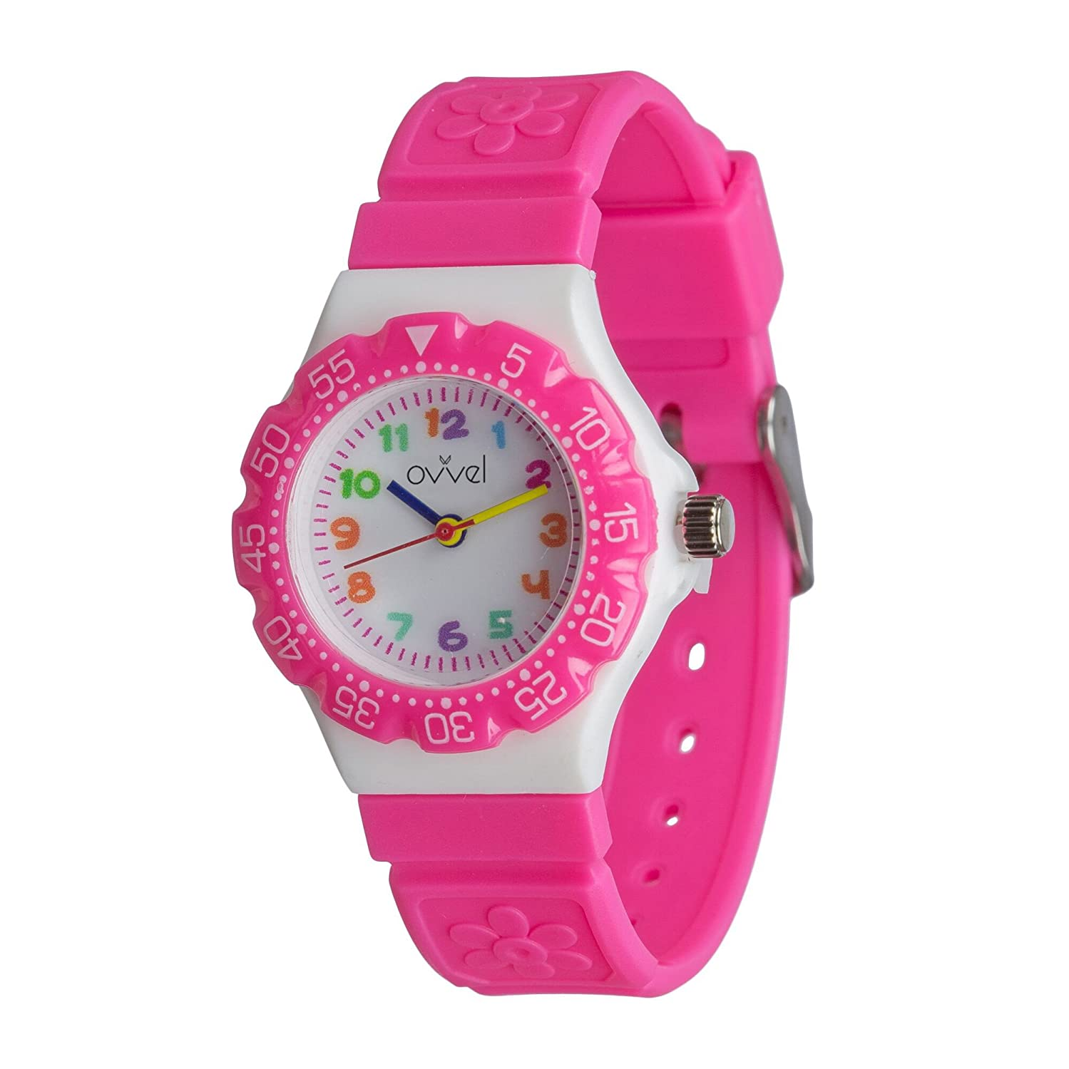 Trendy Pink Watches For Teen Girls and Kids images