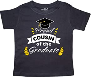 inktastic Proud Brother of The Graduate-Family Graduation Long Sleeve Creeper