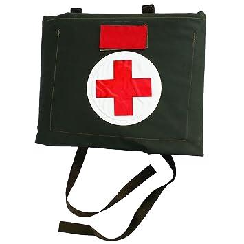 Medical sistema de almacenamiento de la Cruz Roja del ejército sueco Hospital de Campaña Camping Bushcraft
