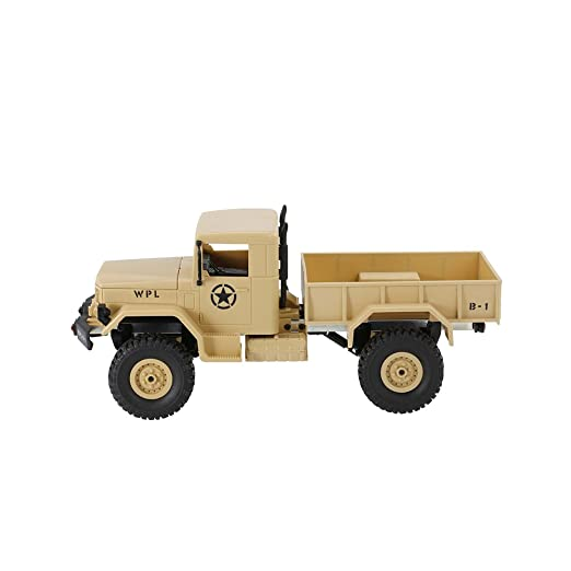 Army Truck Off Road Rc Hsp Scala 116 Himoto Telecomandato Militare QCtsxhrBod