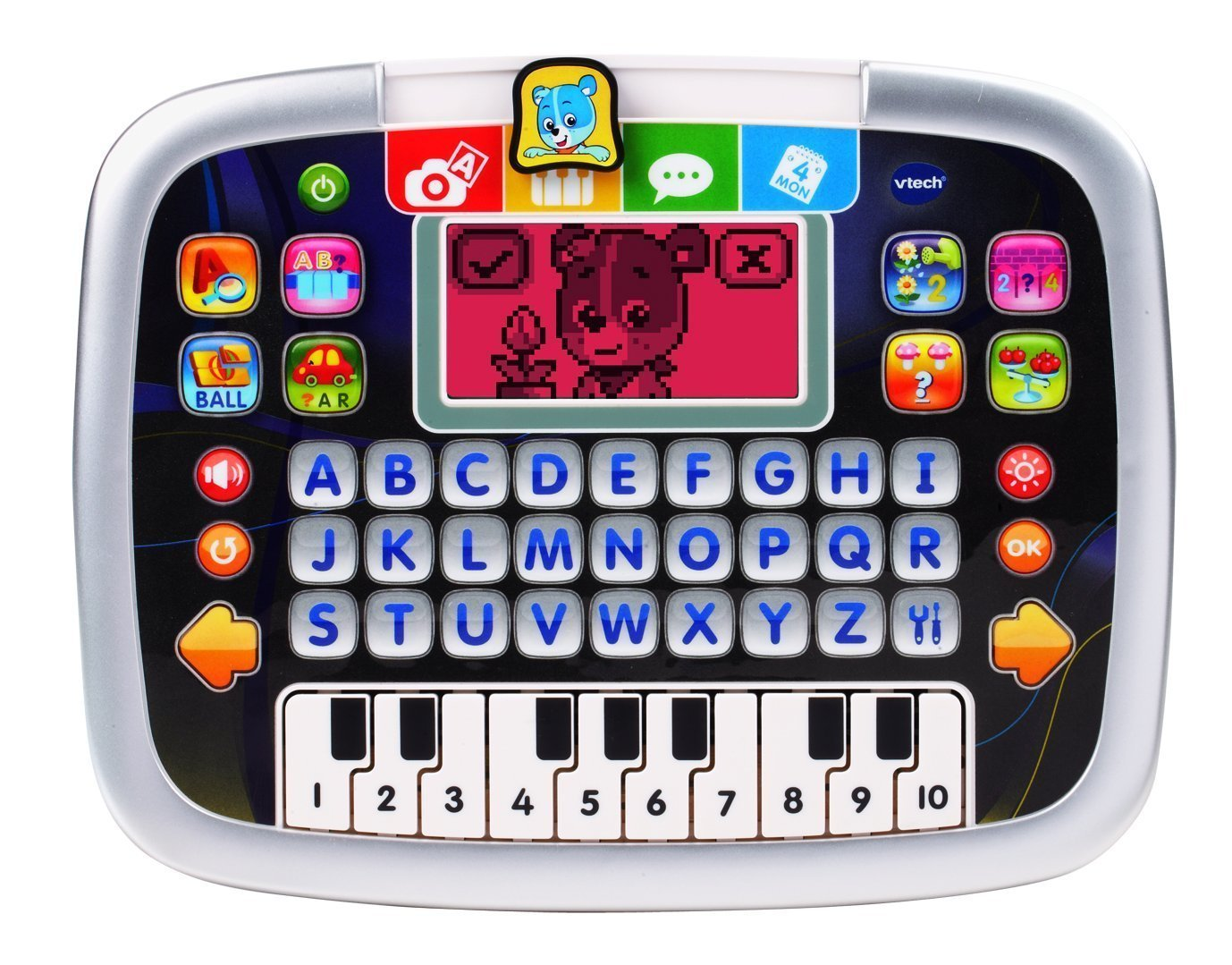 VTech Little Apps Tablet, Black (Frustration Free Packaging) by VTech
