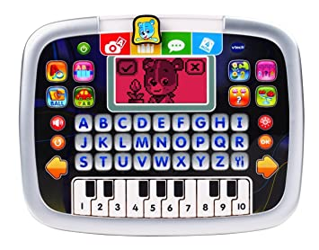 d1339e309 VTech Little Apps Tablet, Black (Frustration Free Packaging), Electronics  for Kids - Amazon Canada