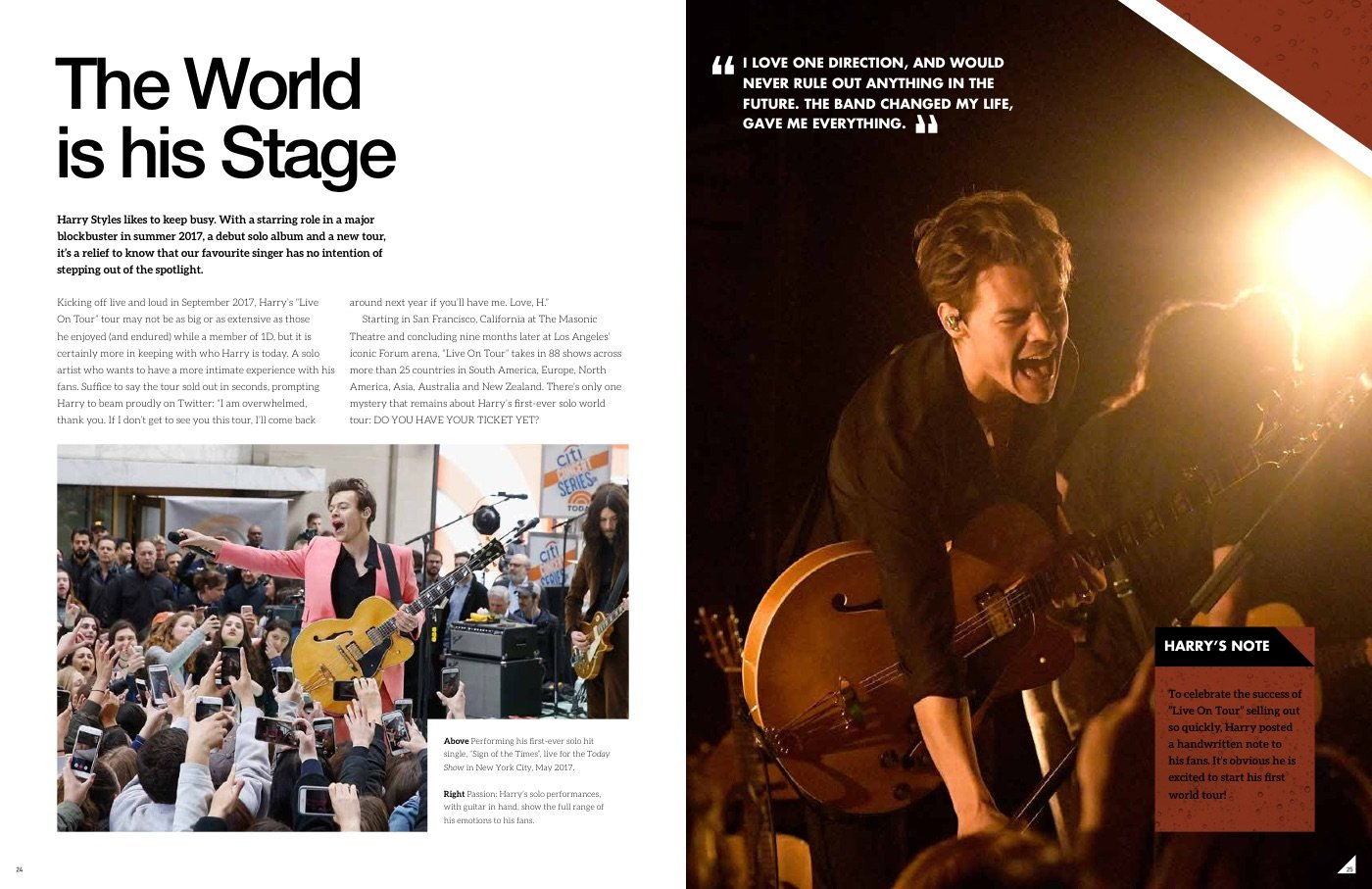Harry Styles: Evolution of a Modern Superstar