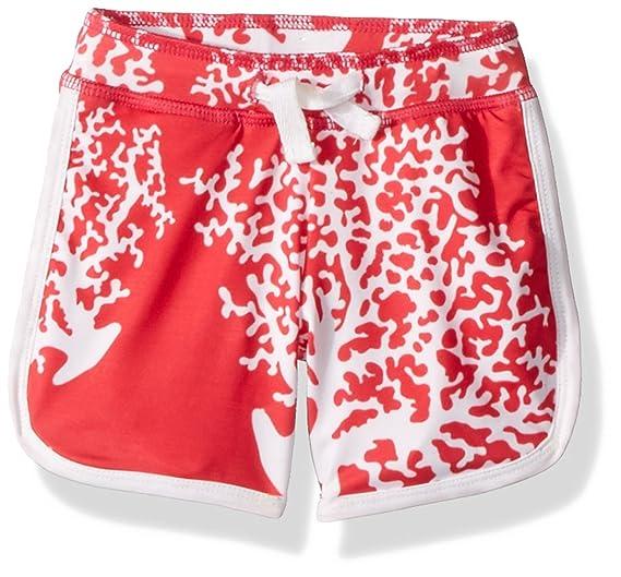 9567357fbf8c8 Amazon.com: Masala Baby Baby Boys Swim Shorts Sea Coral: Clothing