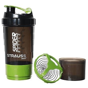 Spider Protein Shaker Bottle 500 ML