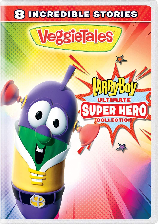 VeggieTales: LarryBoy Ultimate Super Hero Collection