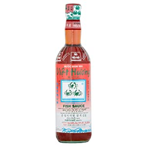 Three Crabs Brand Fish Sauce (Pack of 2)