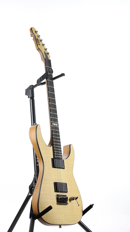 Esp Ltd jd-600 Jon Donais firma guitarra eléctrica - See-Thru negro satinado: Amazon.es: Instrumentos musicales