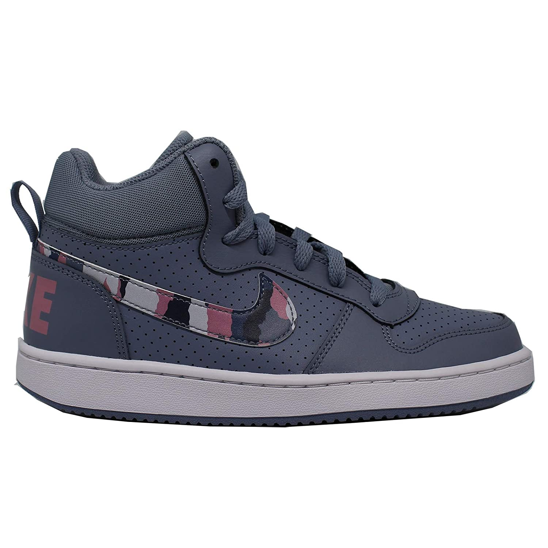 Nike Court Borough Mid (GS), Scarpe da Basket Uomo 839977