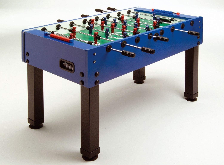 Garlando Master-Cup - Futbolín (Barras telescópicas), Color Negro ...