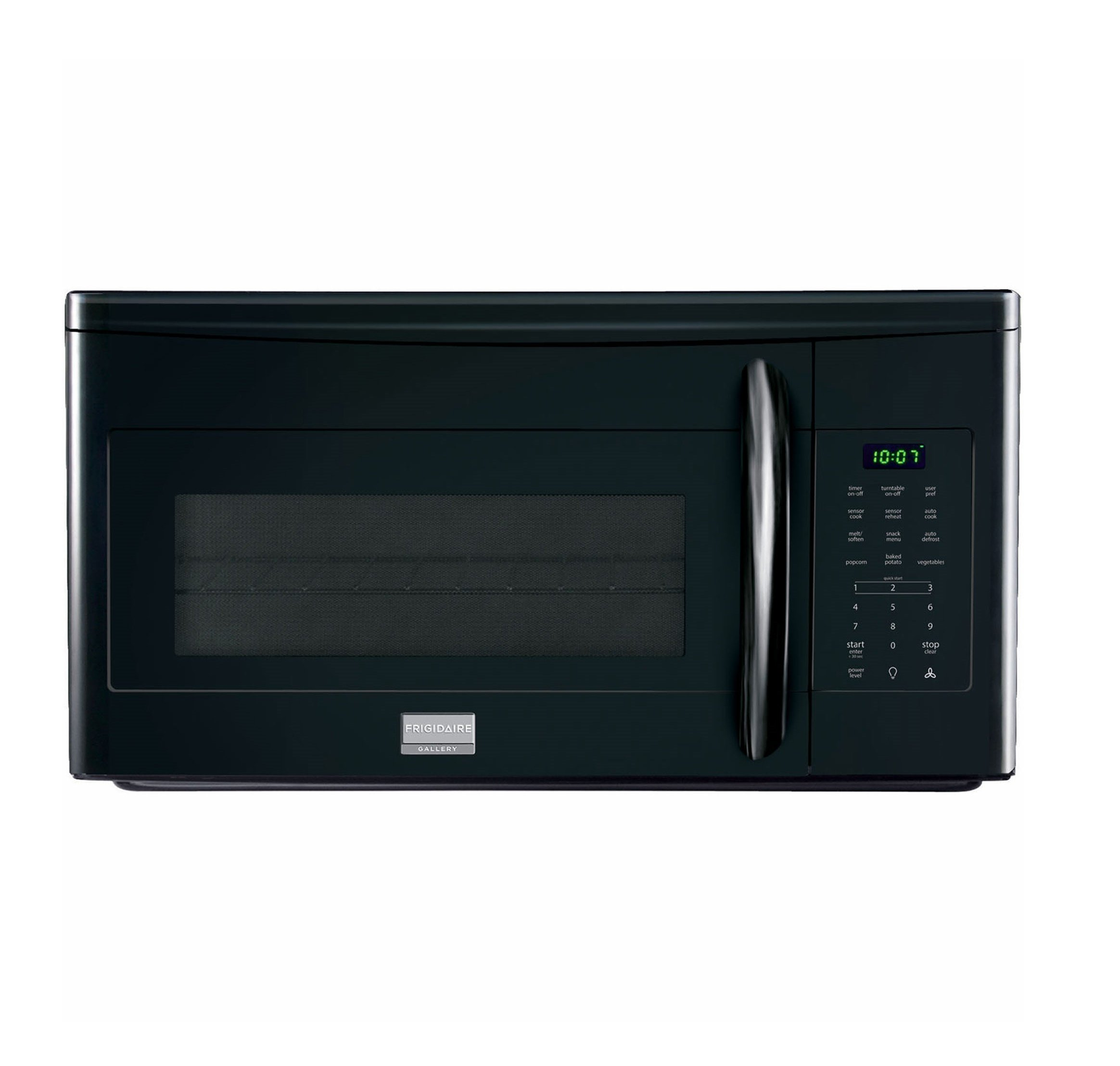 Frigidaire FGMV175QB 1.7 cu. ft. Over-the-Range Microwave Oven