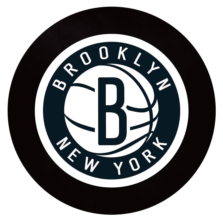 NBA Brooklyn Nets Padded Swivel Bar Stool