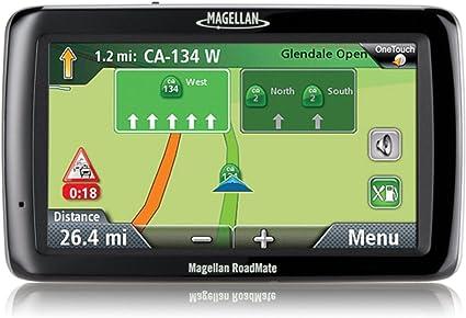 europe map for magellan gps Amazon.: RomanStoreSales New Sealed Magellan RoadMate 5045T EU