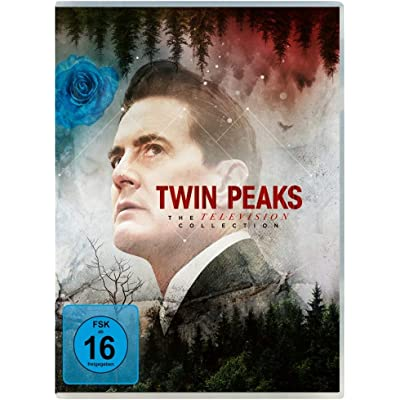 Twin Peaks - The Television Collection [Alemania] [DVD]