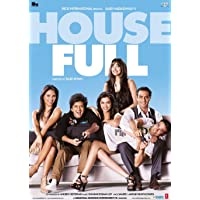 Housefull (3 Disc Set) (Bollywood DVD With English Subtitles)