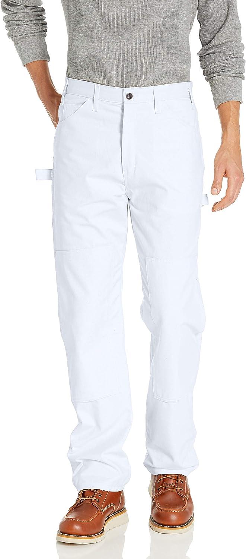 Dickies Mens 8 3//4 Ounce Double Knee Painters Pant
