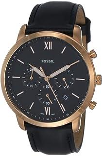 77a6badae Amazon.com: Fossil Men's FS5097 Townsman Chronograph Rose Gold-Tone ...