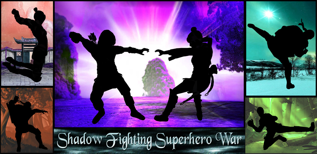 Shadow Fighting Superhero War: Amazon.es: Appstore para Android