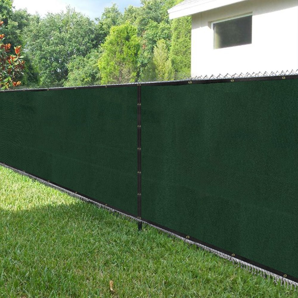 Amazon amagabeli fence privacy screen 6x50 for chain link amazon amagabeli fence privacy screen 6x50 for chain link fence fabric screening with brass grommets outdoor 6ft garden patio porch construction site baanklon Images
