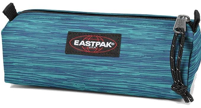 Eastpak Estuche Benchmark Single Knit Blue EK372 24Q: Amazon ...