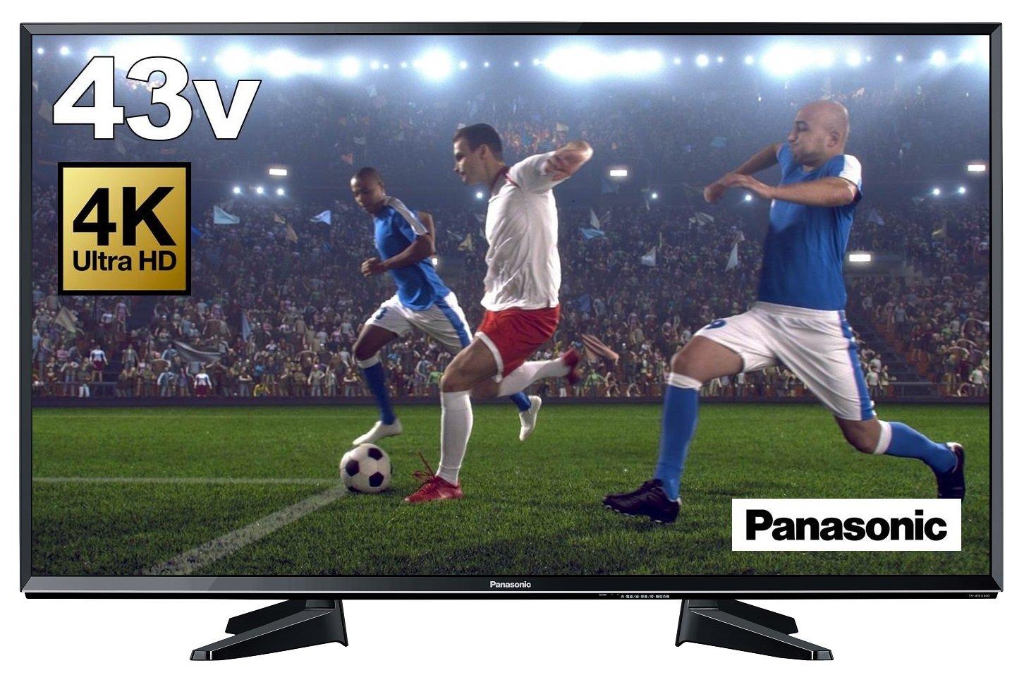 5位.Panasonic 43V型液晶テレビ VIERA TH-43EX600
