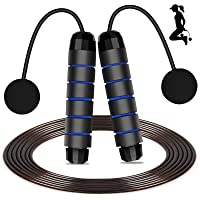 Zanskar Indoor Fitness Motion Rope Skipping Multicolor Adjustable Speed Soft Rope Skipping Training For Beginner Children Adults Workout Speed Fat Loss Weight Jump Rope