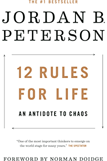 The subtle art of not giving a fck a counterintuitive approach to 12 rules for life an antidote to chaos fandeluxe Choice Image