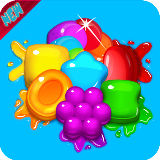 Game: Candy Match 3 Yummy Smash Mania - Fruit Puzzle Game