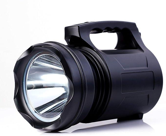 Multifunktionale superhelle Taschenlampe für Zuhause und 100000LM KS