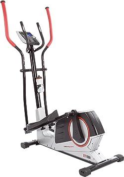 Ultrasport Bicicleta elíptica para casa, elíptica con sensores de ...
