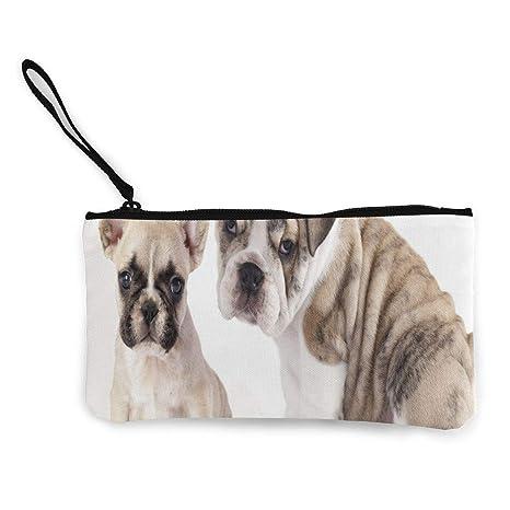 Amazon.com: Monedero monedero para cachorros, animales ...