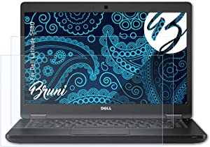 Bruni Screen Protector Compatible with Dell Latitude 5480 Protector Film, Crystal Clear Protective Film (2X)