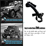 moveland 4 x Grip Handle Jeep Wrangler