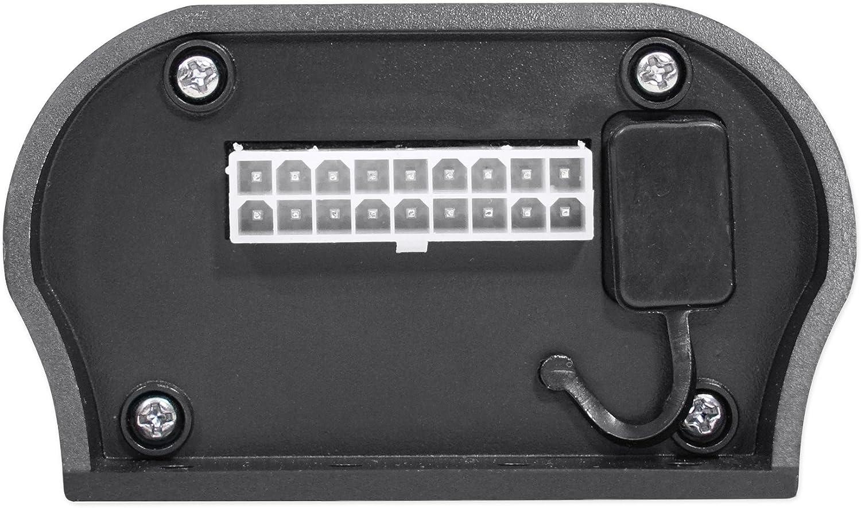 Kicker 40PXIBT502 2 Channel Portable Bluetooth Amplifier