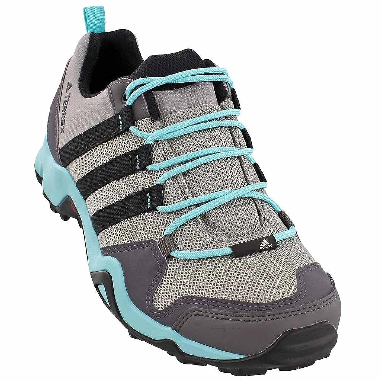 adidas outdoor Terrex AX2R Hiking Shoe - Women's Mgh Solid Grey/Black/Granite, 9.5