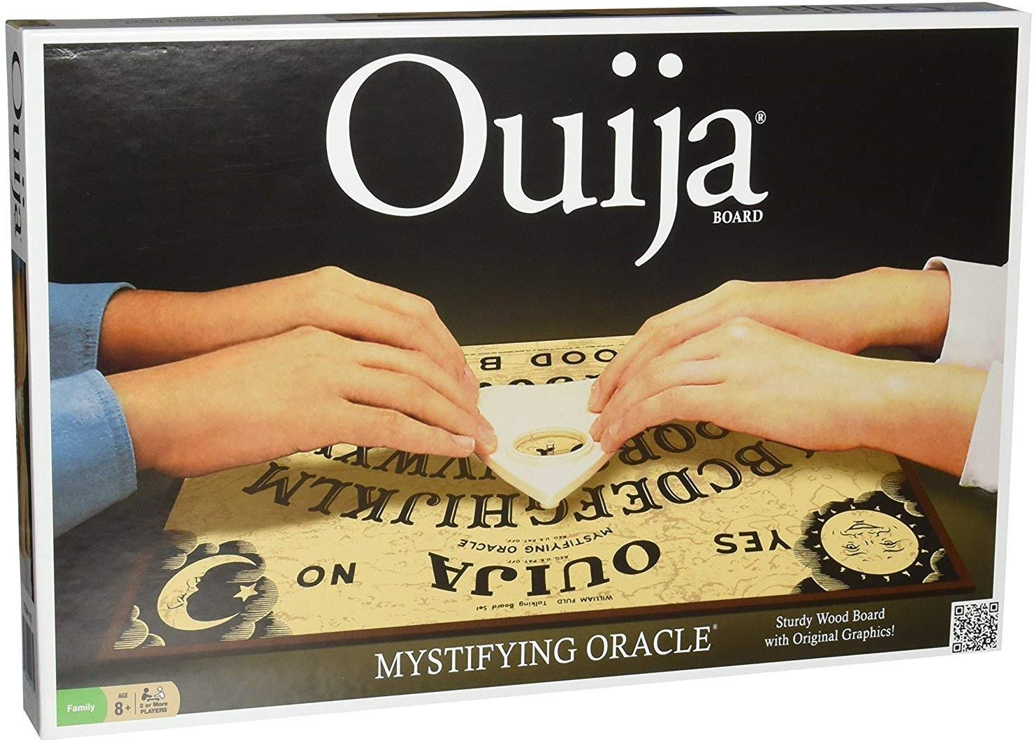 Winning Moves Games Classic Ouija by Winning Moves Games