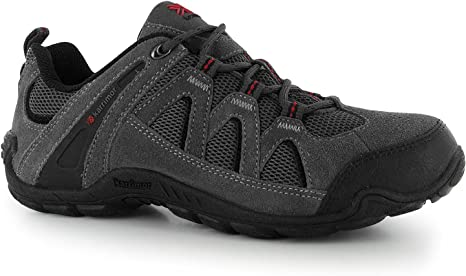 Karrimor Mens Zapatillas Summit Gris gris oscuro Talla:8,5 UK: Amazon.es: Deportes y aire libre