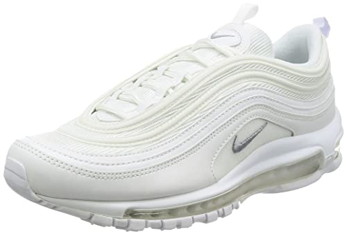 buy popular aa6c9 75f83 Nike Air Max 97 Mens Shoes WhiteWolf GreyBlack 921826-101 (
