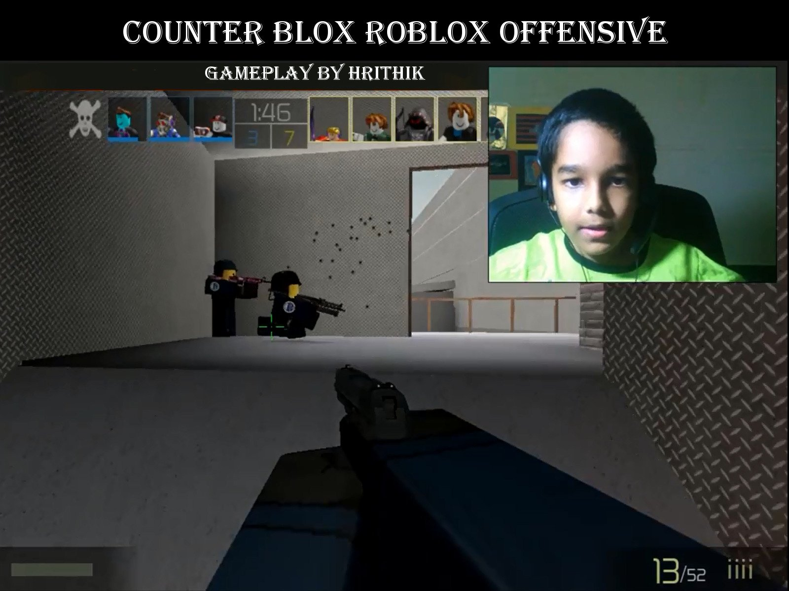 Roblox Counter Blox Roblox Offensive Spanish Watch Clip Roblox Gameplay Hrithik Prime Video