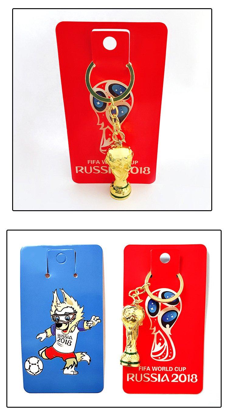 Inovey Rusia World Cup Fans Hércules Cup Trofeo De Coches ...