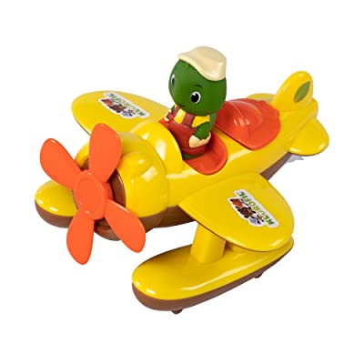 Fat Brain Toys Timber Tots Seaplane Imaginative Play for Ages 2 to 6: Toys & Games