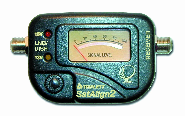 Amazon com: Triplett SatAlign 2 3275 Digital Satellite