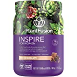 PLANTFUSION Rich Chocolate Inspire for Women, 16.4 OZ