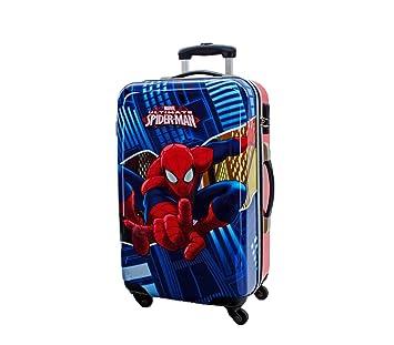 f5249f61b 2451551 Maleta trolley rigida en ABS equipaje de mano SPIDERMAN 42x67x24cm:  Amazon.es: Equipaje