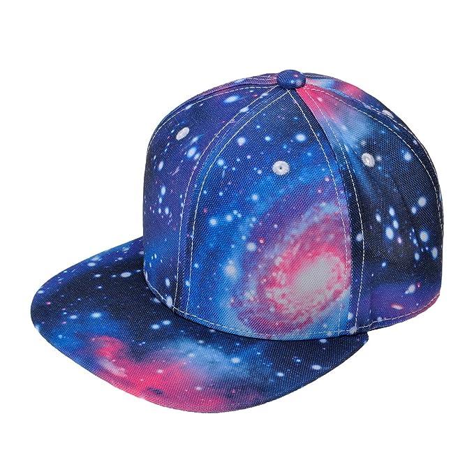Gorra de béisbol de Zlyc con diseño de cielo estrellado 82aeb897a7e