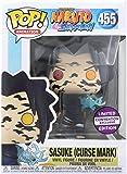 Funko Pop Animation: Naruto Shippuden - Sasuke Curse Mark Collectible Figure, Multicolor
