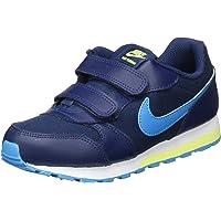 Nike MD Runner 2 (PSV), Zapatillas Unisex Niños