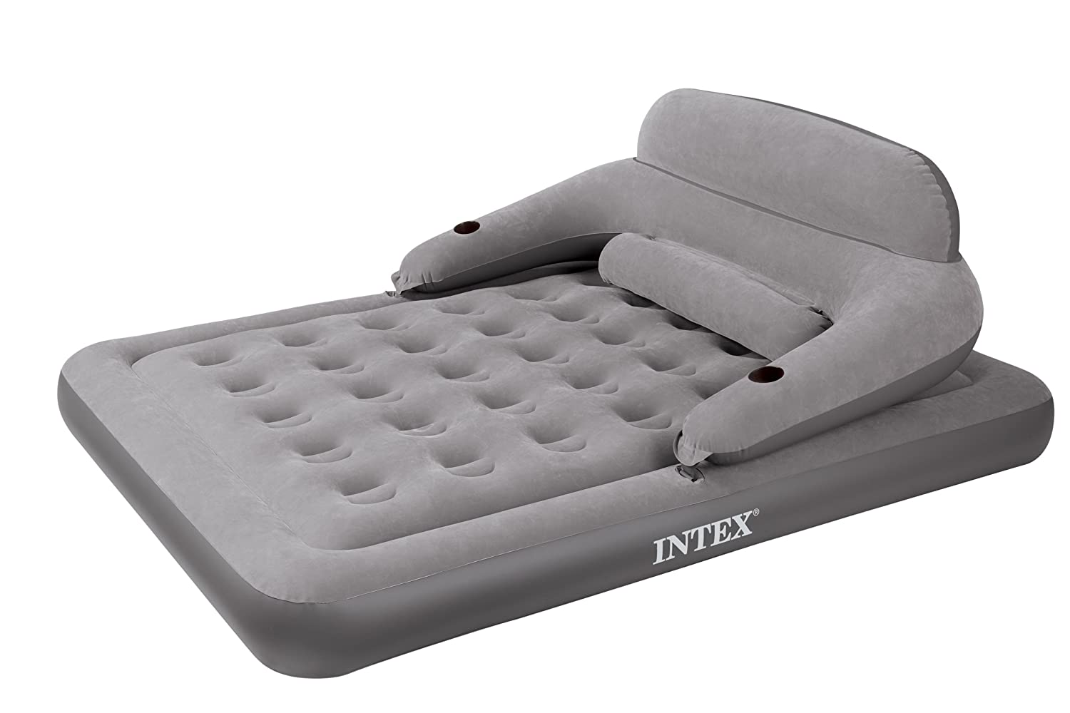 Awesome Amazon.com : Intex Convertible Lounge Queen Bed Kit : Camping Air  Mattresses : Sports U0026 Outdoors