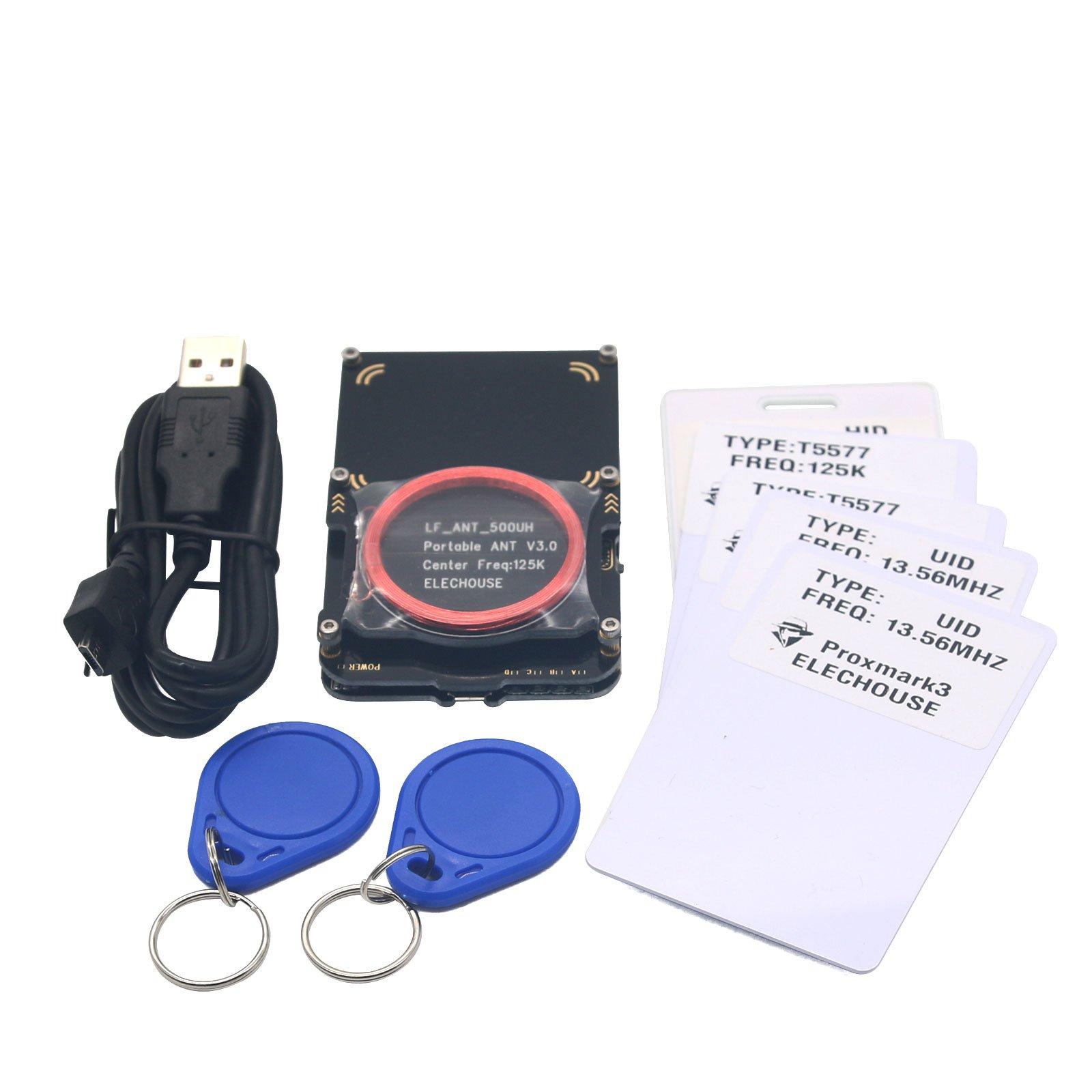 Proxmark3 ProxmarkIII 3.0 Kits for RFID H/ID UID Clone by HKCNMA