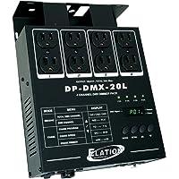 American Dj Dp-Dmx20L 4 Channel Dmx Dimmer Pack